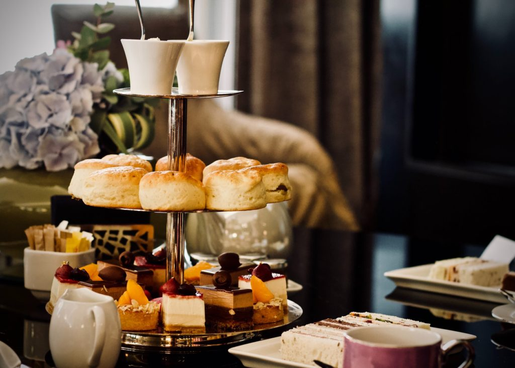 Afternoon Tea at BUTLER House at The Cherry Creek Inn 2020 f4