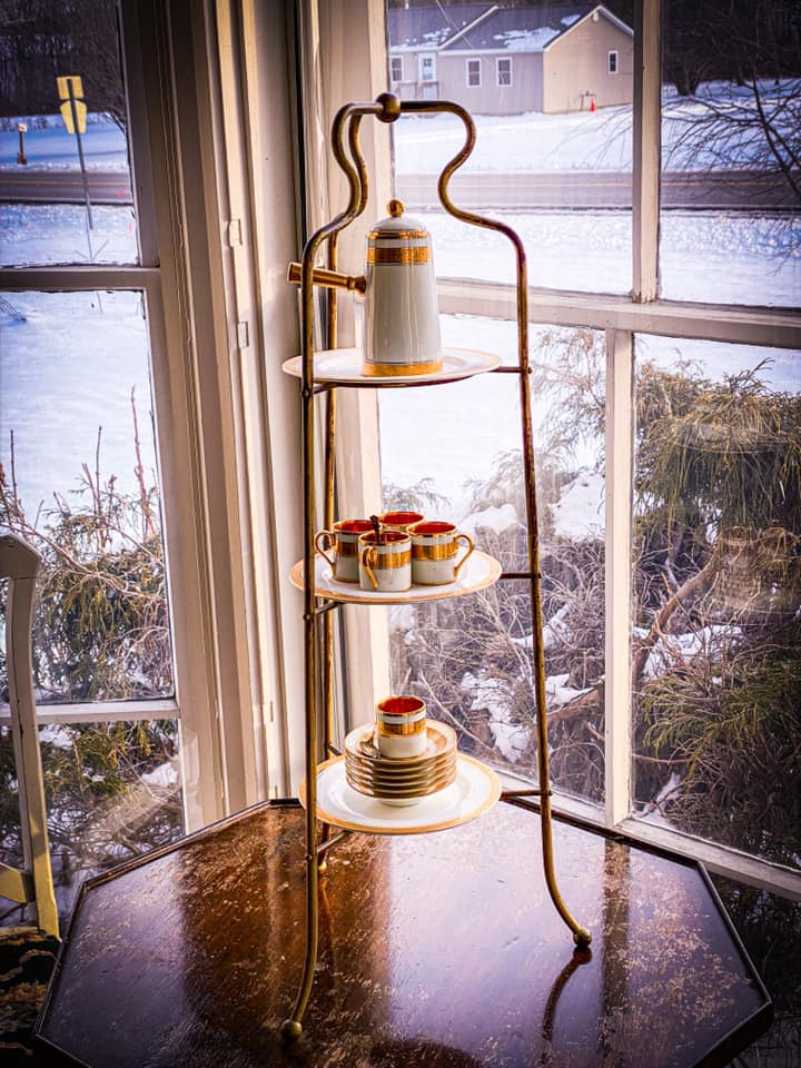 BUTLER HOUSE at The Cherry Creek Inn New York Travel with LOVE tea for you