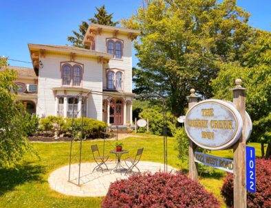 Summer BUTLER HOUSE at The Cherry Creek Inn New York by MK Butler 2020